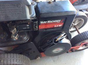 Yard machine 3.5hp edger for Sale in Converse, TX
