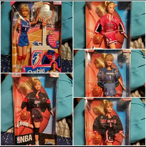 NBA Barbie for Sale in Yardley, PA
