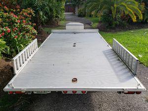 Aluminum Trailer for Sale in Miami, FL