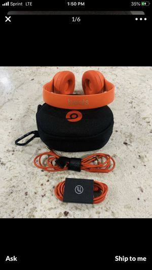 Beats solo 3 (Red edition) for Sale in E RNCHO DMNGZ, CA