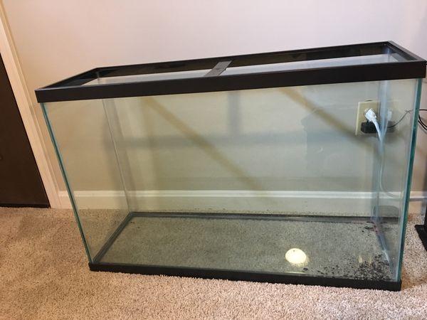 45 Gallon fish tank. Aquarium
