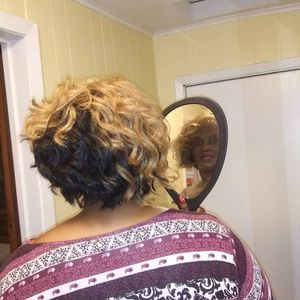 Loose crochet hair style for Sale in Homer, LA