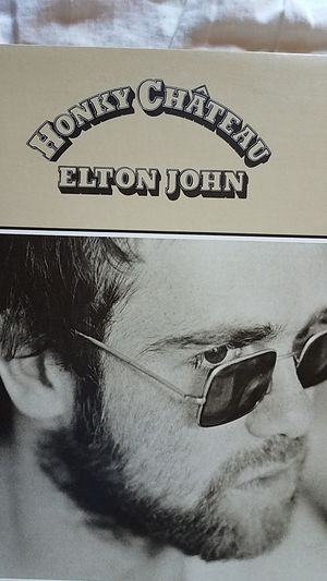 Elton John - Honky Chateau LP for Sale in Woodbine, MD