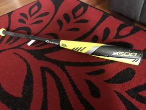 "Easton S500 32""27oz ( drop 5) baseball bat USSSA 1.15 for Sale in Falls Church, VA"