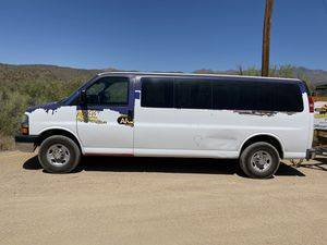 2015 Chevy express 3500 15 passenger van for Sale in Scottsdale, AZ