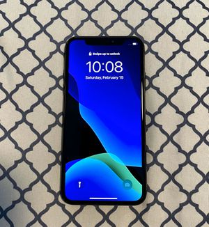 AT&T iPhone X (64G) for Sale in Maitland, FL