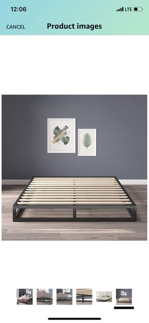 Bed frame for Sale in San Diego, CA