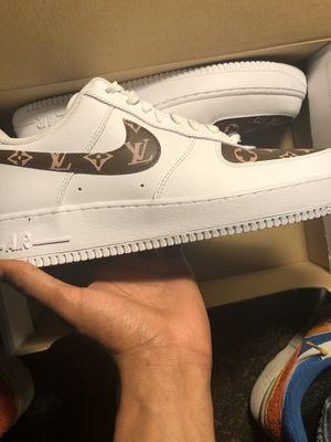 Louis Vuitton Air Force 1 for Sale in Columbus, OH