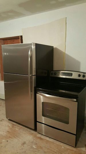 Fridge and stove for Sale in Brooklyn, NY