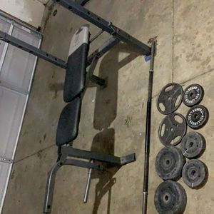 Bench +weights for Sale in Fresno, CA