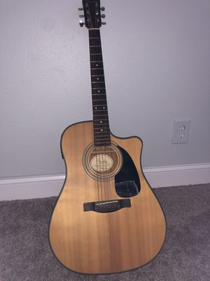 Fender Acoustic/Electric Guitar for Sale in St. Petersburg, FL