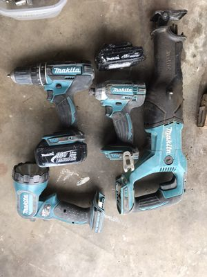 Makita tools for Sale in Cedar Hill, TX