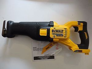 DEWALT 60 VOLT FLEXVOLT RECÍPROCATING SAW. DCS388B. (TOOL-ONLY) NEW. NUEVO. for Sale in Tucker, GA