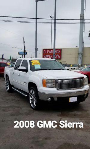 2008 GMC Sierra for Sale in Houston, TX