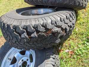 "5x4.5 Wheels and Tires 15"" for Sale in Kyle, TX"