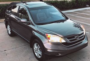 HONDA CRV 2010 4 DOORS AUTOMATIC FOR SALE for Sale in Columbus, OH