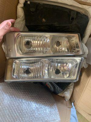 Silverado headlights for Sale in Bakersfield, CA