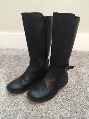 Girls pre-teen boots size 3 for Sale in Spring Hill, TN