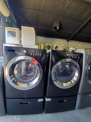 Frigidaire Washer And Dryer ONLY $40-$59 DOWN for Sale in LA CANADA FLT, CA