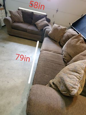 Sofa and loveseat for Sale in Brier, WA