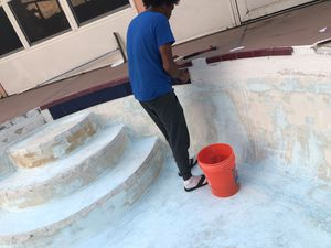 Pool Resurfacing pool tiling anything with pools 💎 for Sale in Orlando, FL