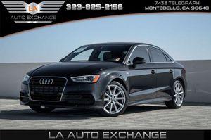 2016 Audi A3 for Sale in Montebello, CA