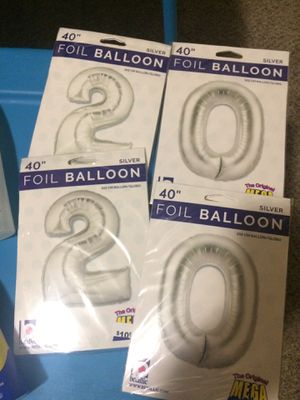 2020 Balloons for Sale in Round Rock, TX