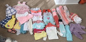 Baby girl clothes bundle for Sale in Las Vegas, NV