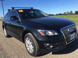 2012 Audi Q5 Quattro Premuim Plus for Sale in Salem, OR