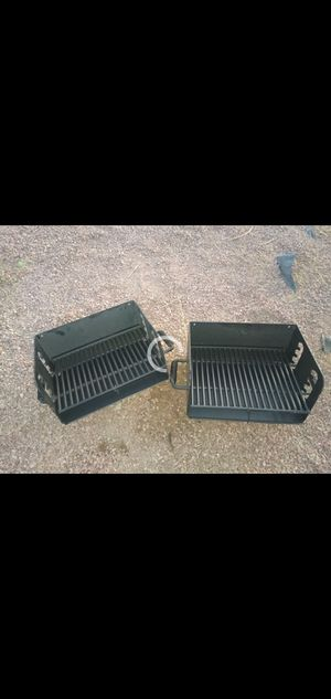 Two recreational BBQ grill pits for Sale in Las Vegas, NV