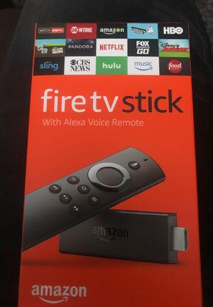 fire tv stick for Sale in Santa Clara, CA