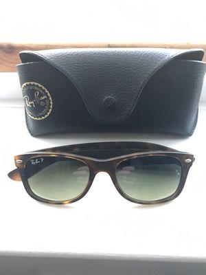 Rayban Polarized New Wayfarer sunglasses for Sale in Seattle, WA