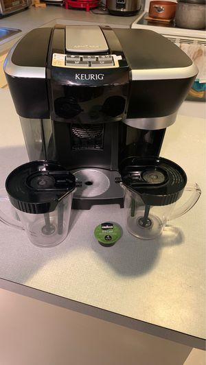 Keurig Rivo R500 Expresso Cappuccino Machine for Sale in Orlando, FL