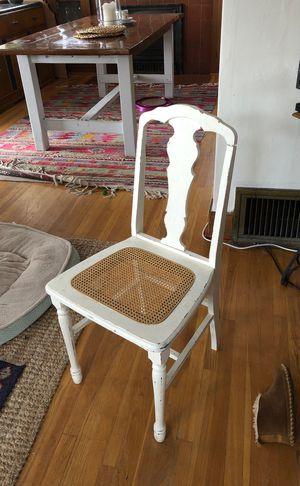 Shabby chic chair for Sale in Salt Lake City, UT