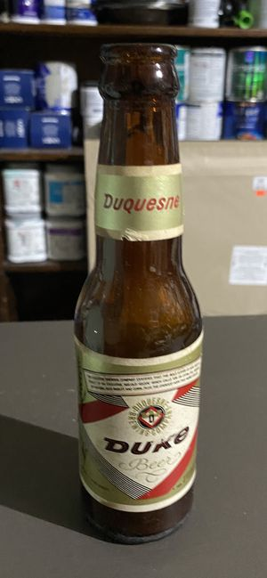 Antique Duquesne Duke Beer Bottle for Sale in Presto, PA