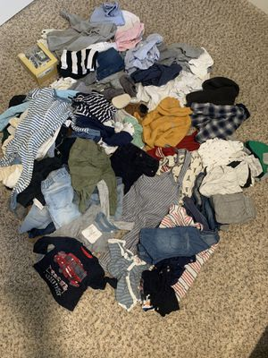 Boys clothes size 6m to 18m for Sale in Tacoma, WA
