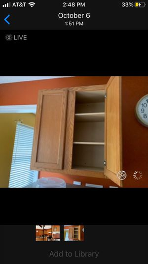 Kitchen cabinets for Sale in Charlotte, NC