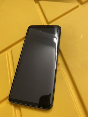 Samsung Galaxy s9 64GB Black Factory Unlocked Any Carrier for Sale in Chula Vista, CA