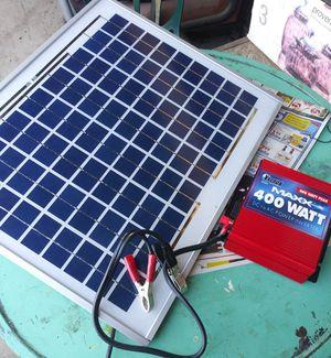 20watt solar power for Sale in Lake View Terrace, CA