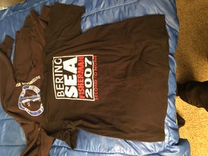 Bearing sea fishing in 2007 T-shirt for Sale in Everett, WA