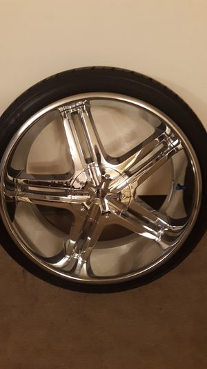 22 inch rims universal for Sale in York, PA