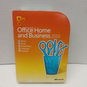 Microsoft Office Home and Business 2010 for Sale in Pittsburgh, PA