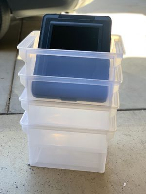 Storage containers (9 piece) for Sale in Surprise, AZ