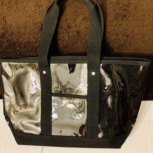 Transparent Vinyl Coach Tote Bag for Sale in Hawthorne, CA