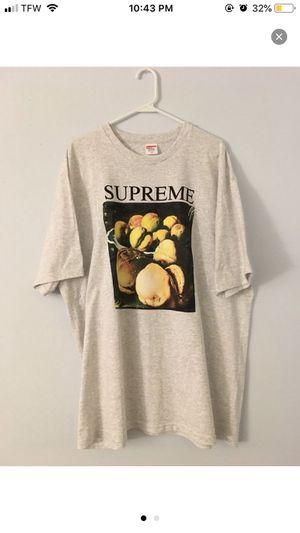 Supreme Still Life Tee XL 9/10 for Sale in Woodbridge, VA