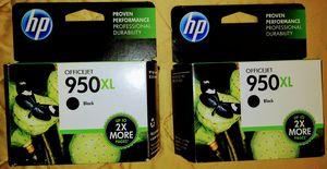 Genuine HP 950XL ink for Sale in Whittier, CA