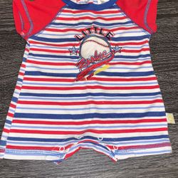 0-3 Months One Piece Baby Outfit for Sale in Gibsonton,  FL