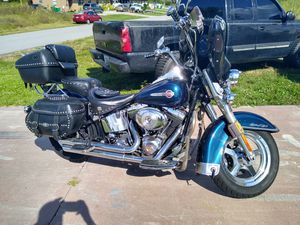 04' HD heritage softail classic for Sale in Port Charlotte, FL