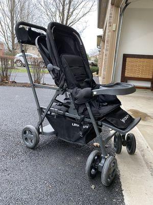 Joovy Caboose Ultralight Double Stroller for Sale in Burr Ridge, IL