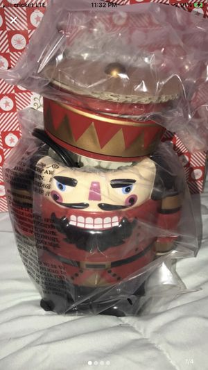 Scentsy nutcracker scent warmer for Sale in Port St. Lucie, FL